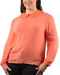 Plus Size Long Sleeve Top - id.CC28808a