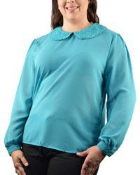 Plus Size Long Sleeve Top - id.CC28808c