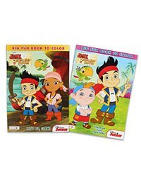Disney Junior Coloring Book - Jake and the Never Land Pirates-id.CC28960