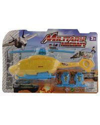 Military Aircraft Pull and Go Helicopter Toy-id.CC29028