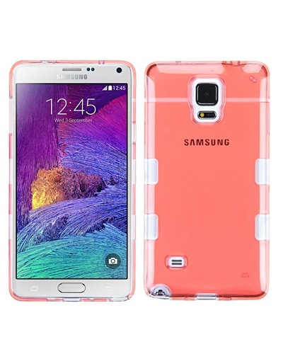 Transparent Cover for Samsung Galaxy Note 4-id.CC29264