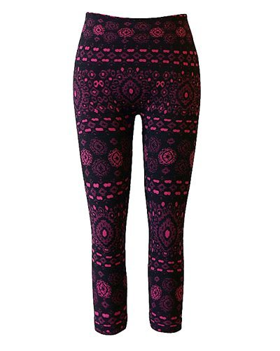 Girls Jacquard Leggings-id.CC30849