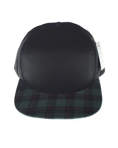 Snapback with Checker Print-id.CC31234