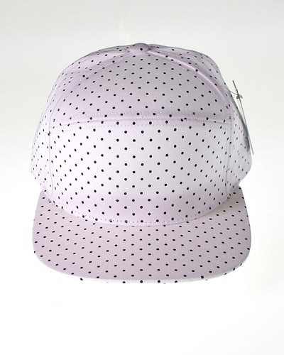 Snapback Printed with Polka Dots-id.CC31240a