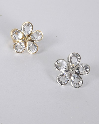 Adjustable Ring with 3D Floral Pattern-id.31464