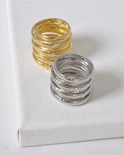 Layered Coil Ring-id.31466