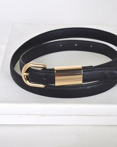 Metal Embellished Buckle Belt-id.31554b