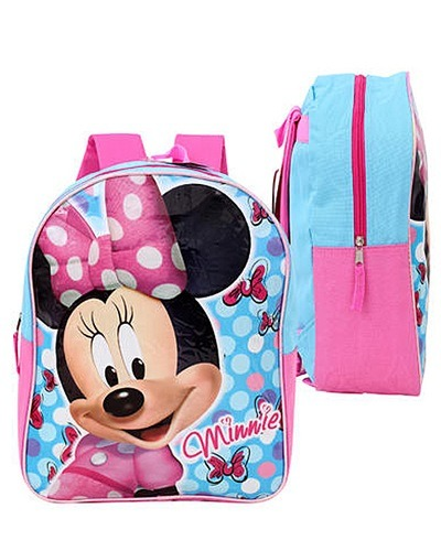 Minnie Mouse Glossy Backpack - id.CC31906