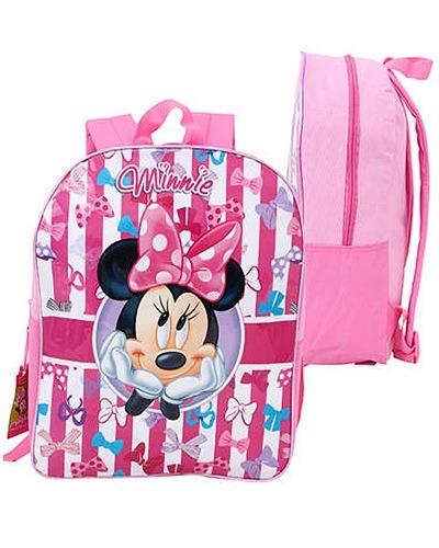 Minnie Mouse Glossy Backpack - id.CC31911