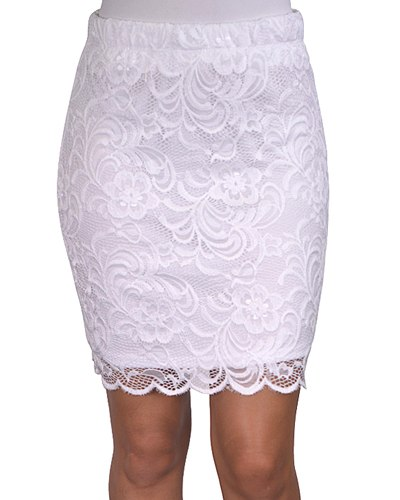 Ladies form-fitting skirt-id.CC33590c