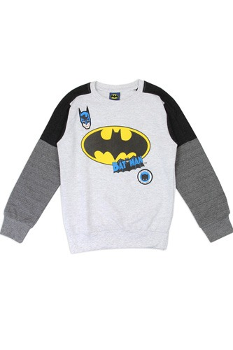 Boys batman 2-4t sweatshirt-id.CC34210