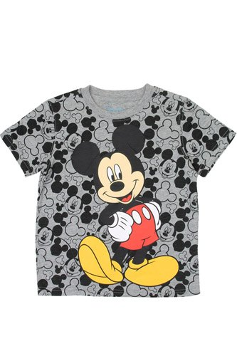 Boys mickey mouse 2-4t t-shirt-id.CC34229