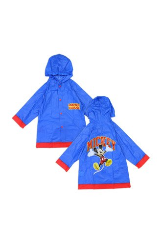 Boys mickey 2-7 rain slicker-id.CC34239