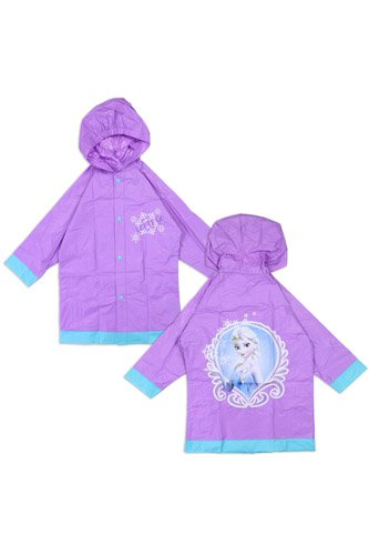 Girl frozen 2-7 rain slicker-id.CC34241