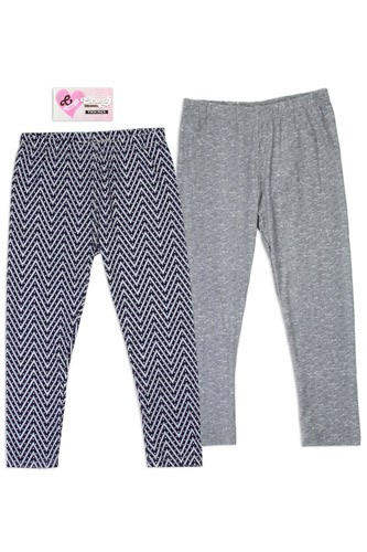 Girls 7-16 Twin Pack leggings-id.CC34246