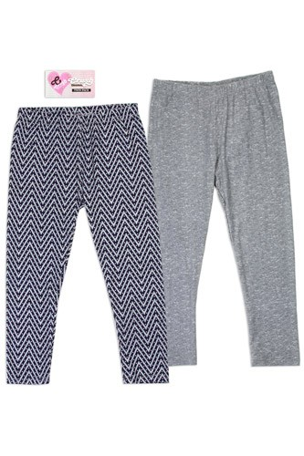 Girls 4-6x Twin Pack leggings-id.CC34247