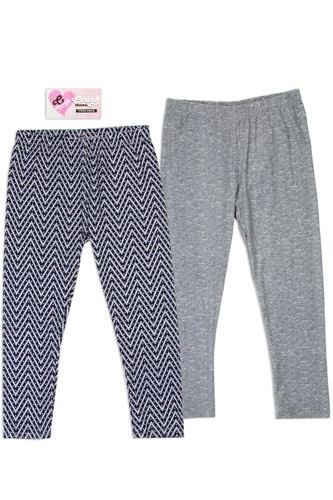 Girls 2-4t Twin Pack leggings-id.CC34248