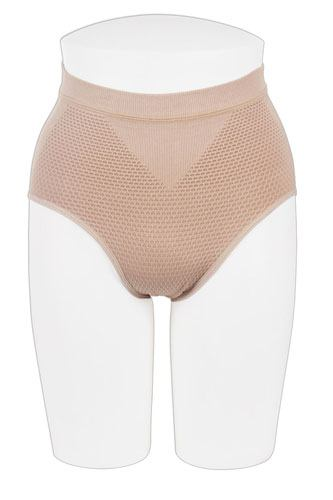 Ladies seamless high waist control briefs-id.CC34297a