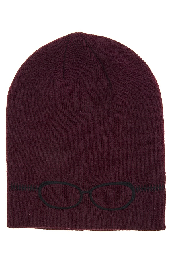 Embroidered glass beanie-id.CC34326a
