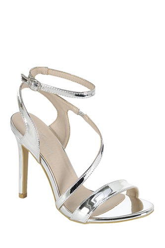 Ladies fashion high heel sandal, open almond toe, platform stiletto-id.CC34381c