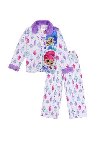 Girls shimmer & shine 4-8 2pc pajama set-id.CC34395