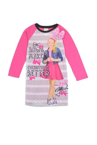 Girls jojo siwa 4-10 nightgown -id.CC34397