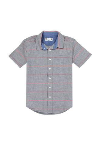 Boys AÉROPOSTALE 8-14 button down shirt-id.CC34464