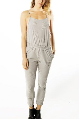 Ladies fashion distress overall jumpsuit romper-id.CC35044a