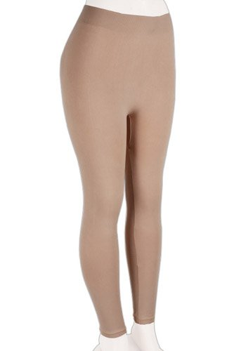 Ladies seamless leggings-id.CC35639
