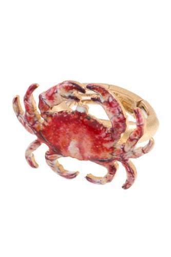 Crab stretch ring-id.CC35982