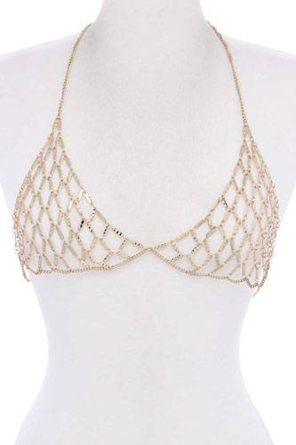 Metal body chain -id.CC36042