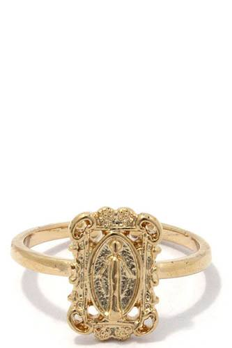 Religious pendant ball ended ring-id.CC36461