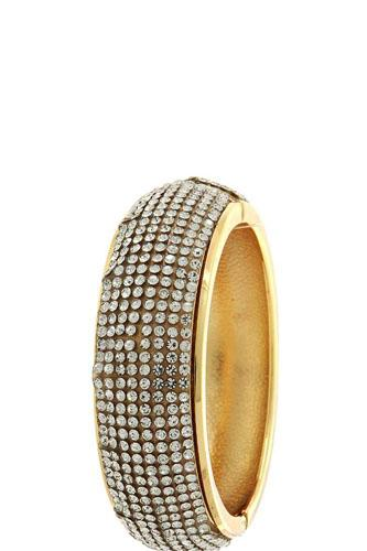 Multi rhinestone chic bangle-id.cc36566
