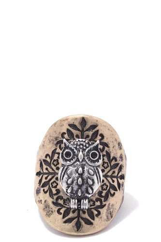 Owl stretch ring-id.cc36721