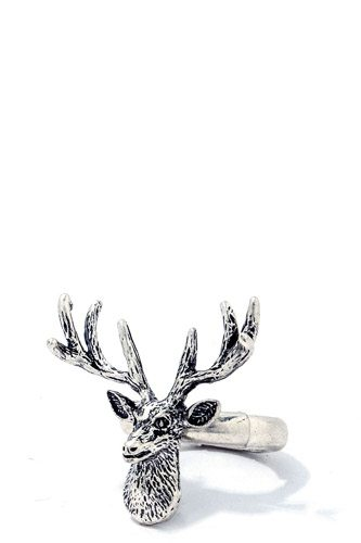 Chic modern stretchable deer ring-id.cc36975