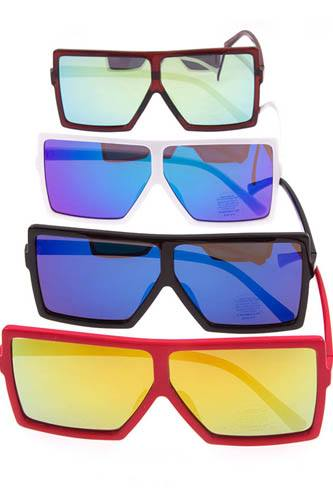 Oversize edge framed fashionable sunglasses-id.cc37005