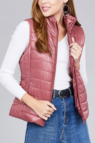 Quilted padding vest-id.cc37063d