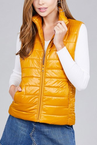 Quilted padding vest-id.cc37063e