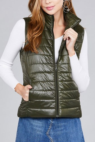 Quilted padding vest-id.cc37063f