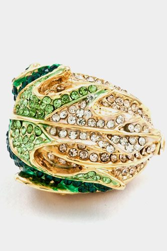 Leaf crystal stretch ring-id.cc37187