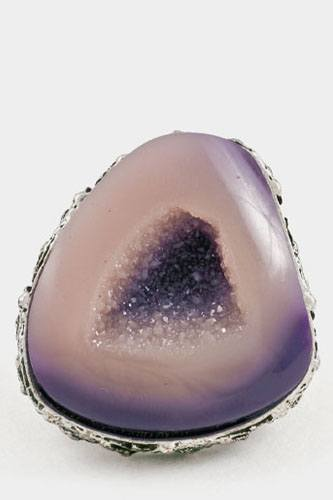 Agate cracked ring-id.cc37195