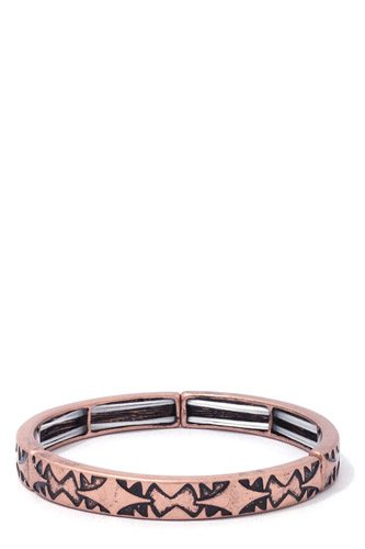 Metal stretch bracelet-id.cc37237