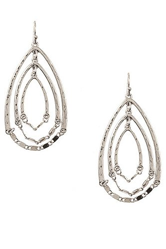 Multi teardrop dangle earring-id.cc37312