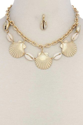 Seashell necklace-id.cc37505