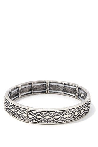 Metal stretch bracelet-id.cc37523