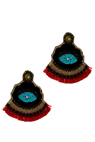 Designer chic antic drop earring-id.cc37586