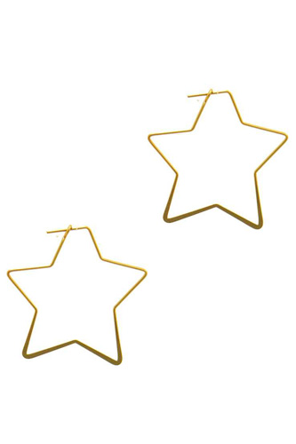 Designer chic wire star earring-id.cc37590