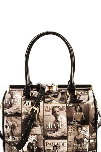 2in1 designer trendy magazine satchel with long strap-id.cc37642