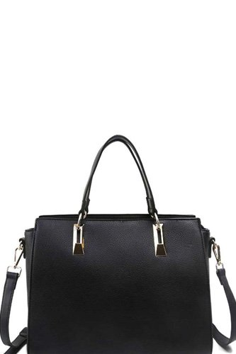 Modern chic stylish satchel with long strap-id.cc37643