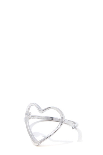 Cut out heart shape metal ring-id.cc37675